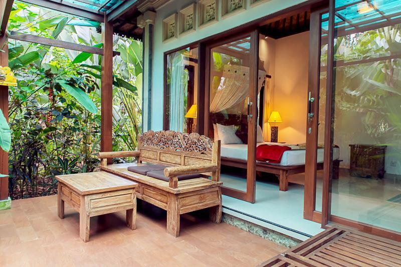 Cozy Wayan Sueta Garden Villa 2, vacation rental in Abiansemal