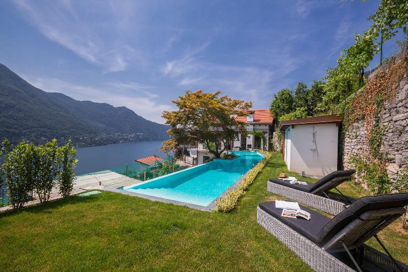 Beautiful Lake Como Villa Near Moltrasio Villa Alessio