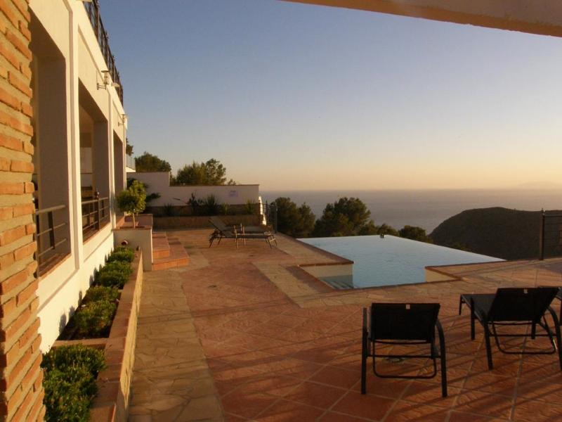 Ocean View from Pool terrace