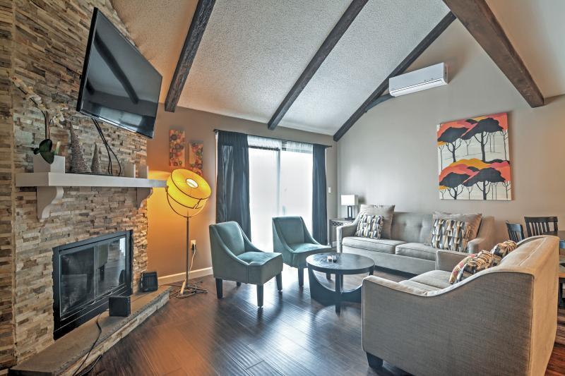 Affitto residenza cittadina Tannersville è perfetto per la vostra vacanza in montagna!