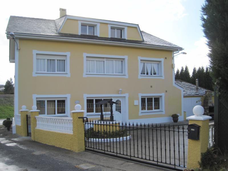 Casa vacacional en Barreiros (Casa Progreso), alquiler de vacaciones en Provincia de Lugo