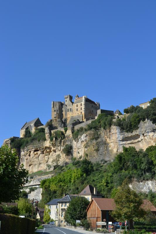 Chateau at Beynac