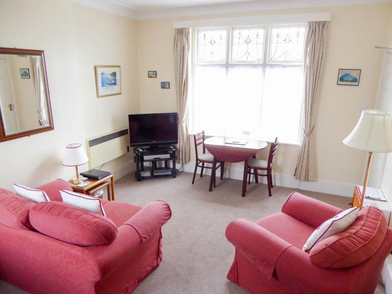 Conwy ,Hamilton Apartments, Ground floor 1 bedroom, holiday rental in Llandudno