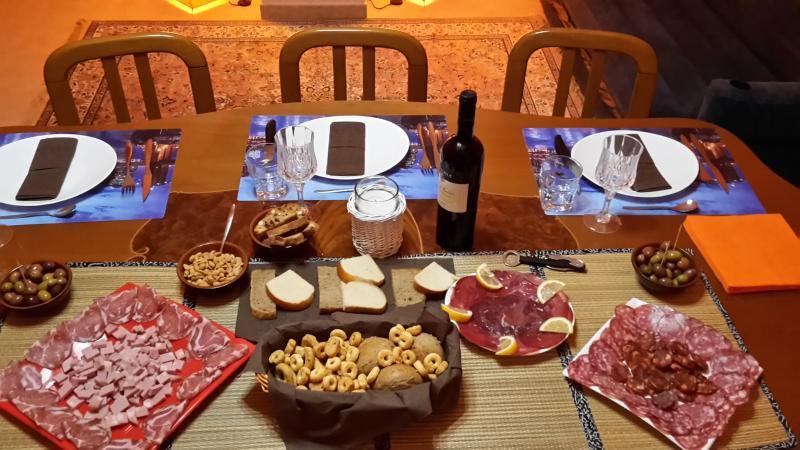 La nostra cena