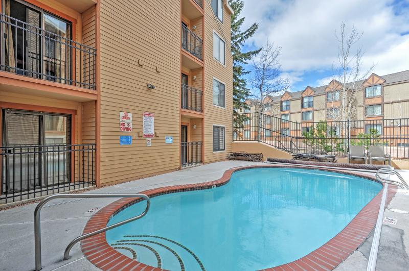 Have the ultimate Utah getaway at this wonderful Park City vacation rental condo!