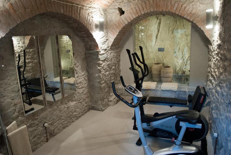Gym Suite (Luxury Apartments) CITR:011024-CAV-0006, casa vacanza a Manarola