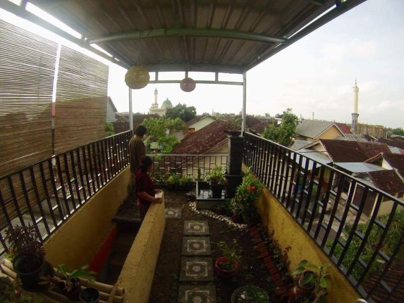 Green House Lombok, vacation rental in Sikur
