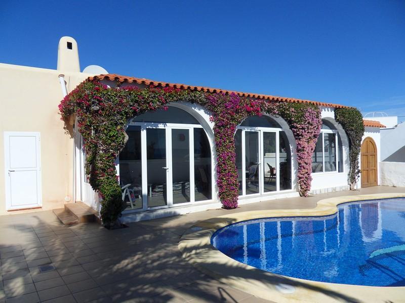 stunning villa and pool