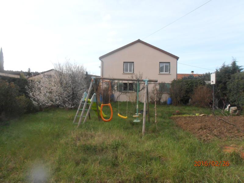 Façade et jardin de devant