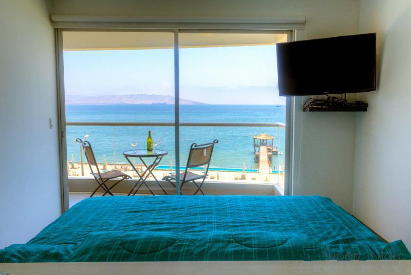 Sea View from en suite
