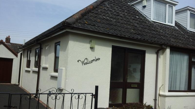 Front of property 'Wellcombe' Furzeland Road Porlock