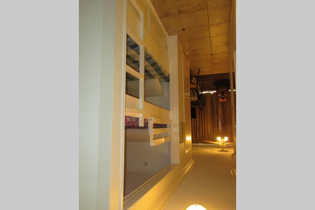Bunk beds in Hallway