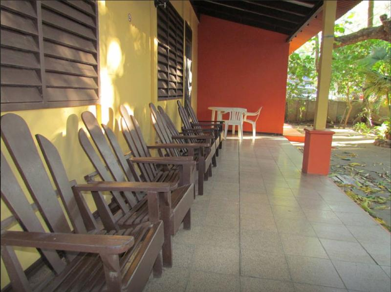 Beach Front Property House, holiday rental in Playa Hermosa