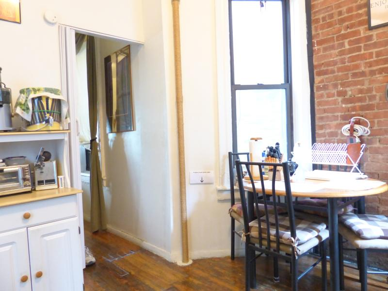 Kitchen - view from front entrance