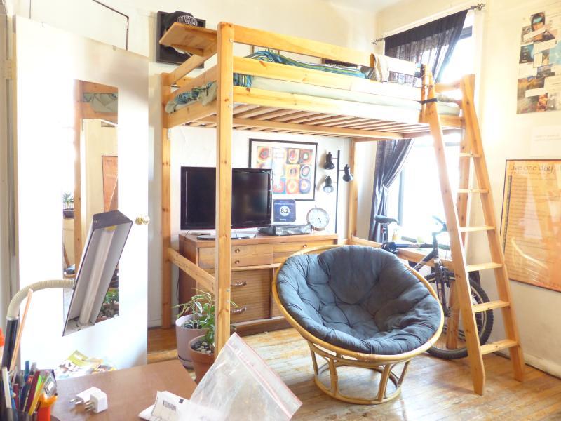 Slaapkamer - hoogslaper