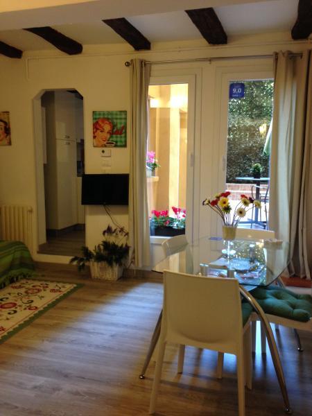 CASA NOAH, Ferienwohnung in Bologna