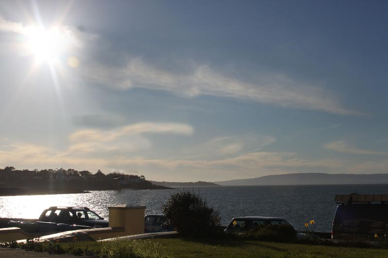 Views of Bangor bay