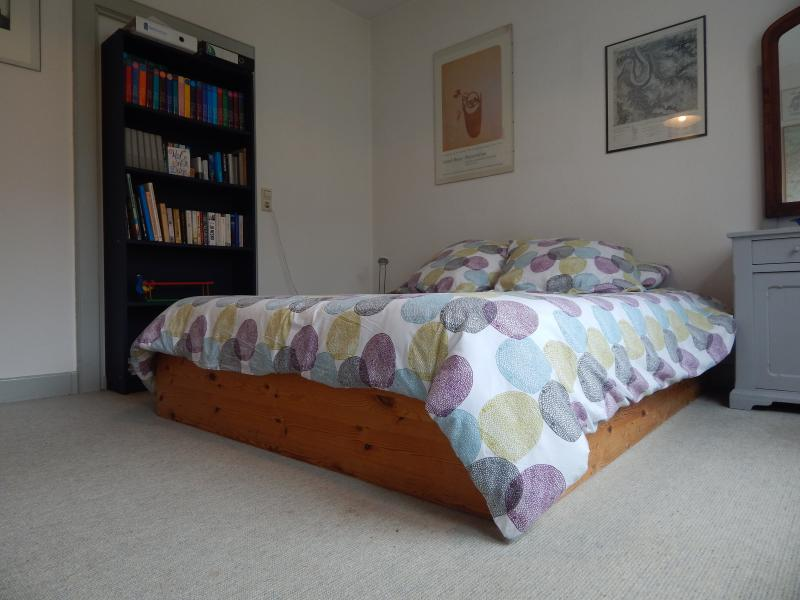 Master bedroom with fitted wadrobe