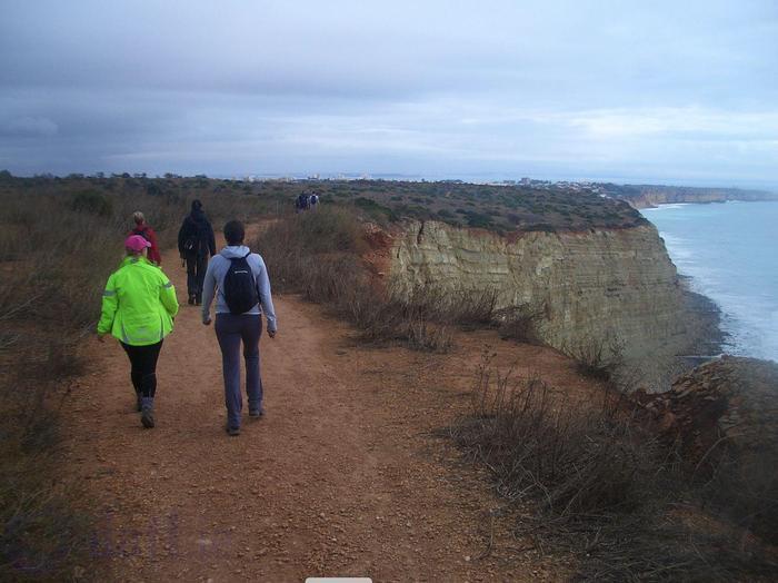Coastal walks close to Luz