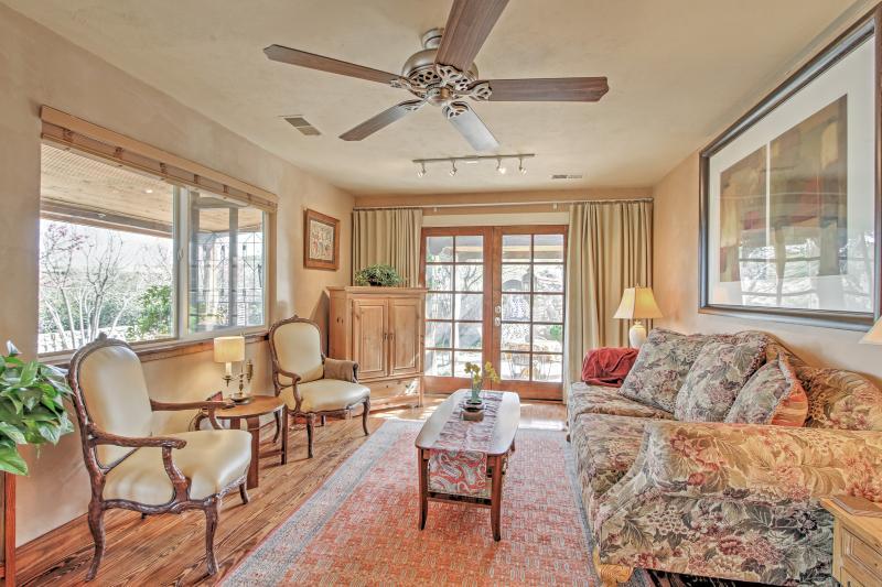 Historic Silver City attend de cette maison de 2 chambres, 2 salles de bain maison de vacances!