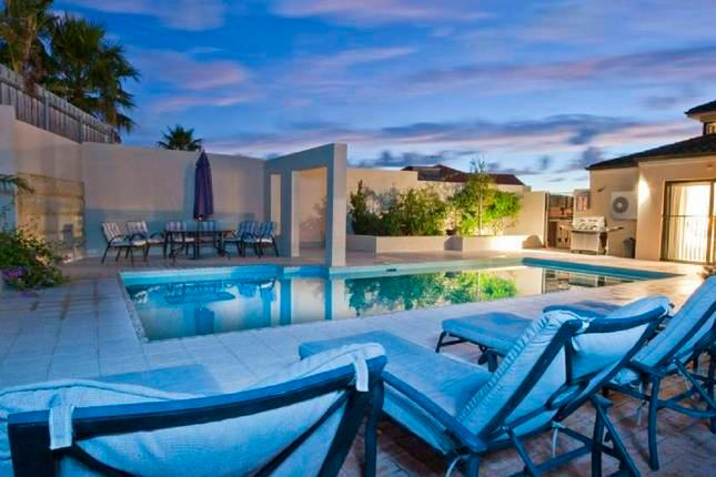 Exclusive secluded resort private pool