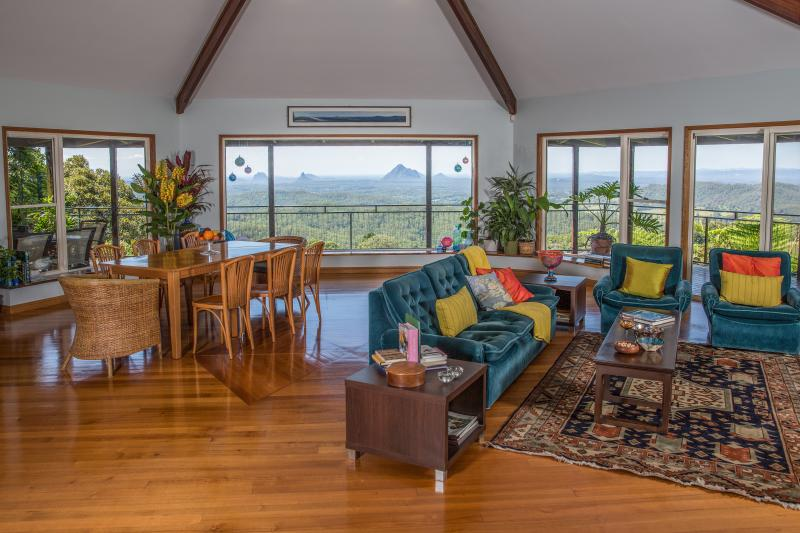 Braeside Bed and Breakfast King Suites 1 – semesterbostad i Maleny