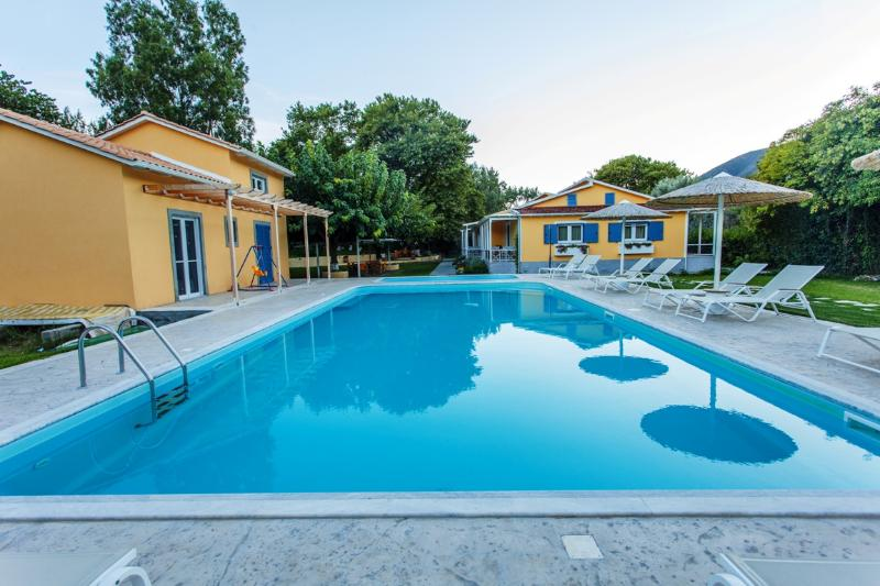 Main pool(enjoy an aquamassage here) 6m. X 12m.