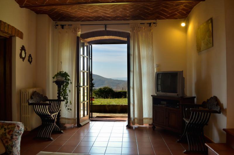Villa Eugenio (13 people), vacation rental in Piazzano