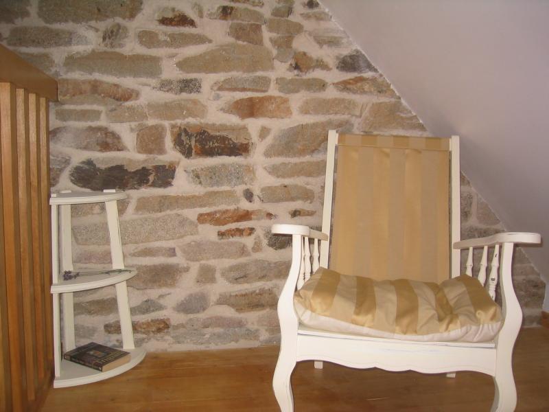 _ Odet Chambre à coucher principale zone de lecture