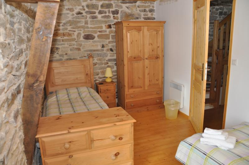 Odet - 3 chambres chambre -Twin