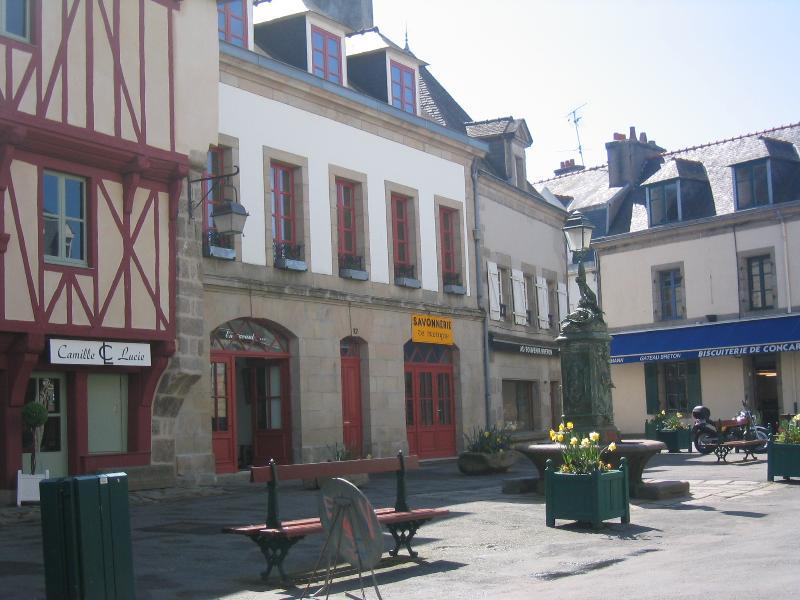 Concarneau ville close