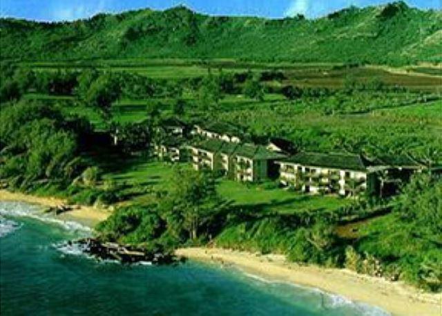 Kaha Lani Resort Aerial