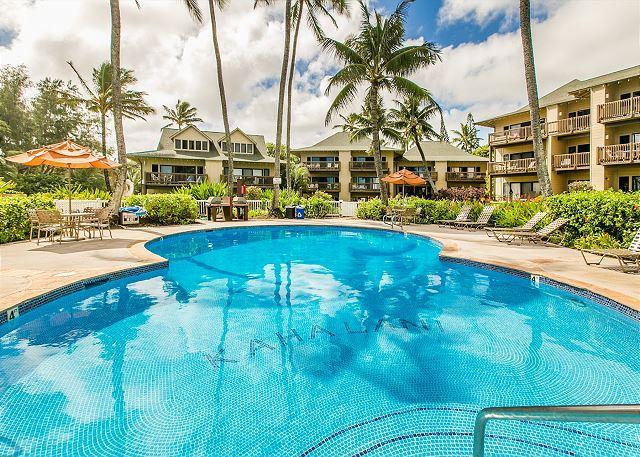 Kaha Lani Resort Pool