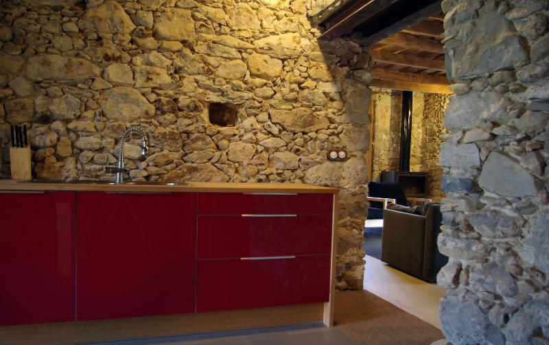 C A N  D O U  Casa rural en la Garrotxa, Ferienwohnung in Girona