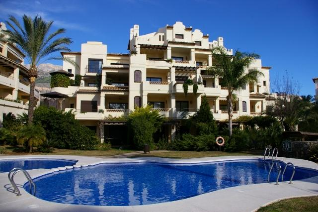Casa Amalfi situated on the ground floor next to the pool.
