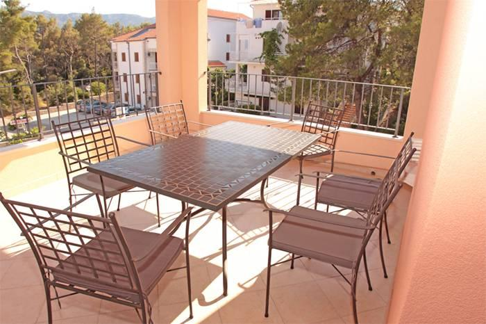 Apartment  located in Vrboska,a small town and harbor on the northern coast of the Island Hvar.
