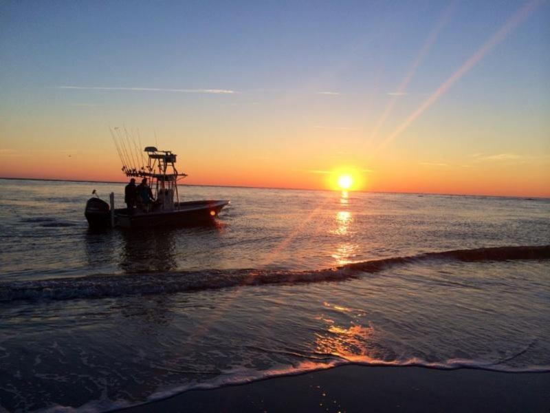 Sunrise Fishing Charters, City Marina!