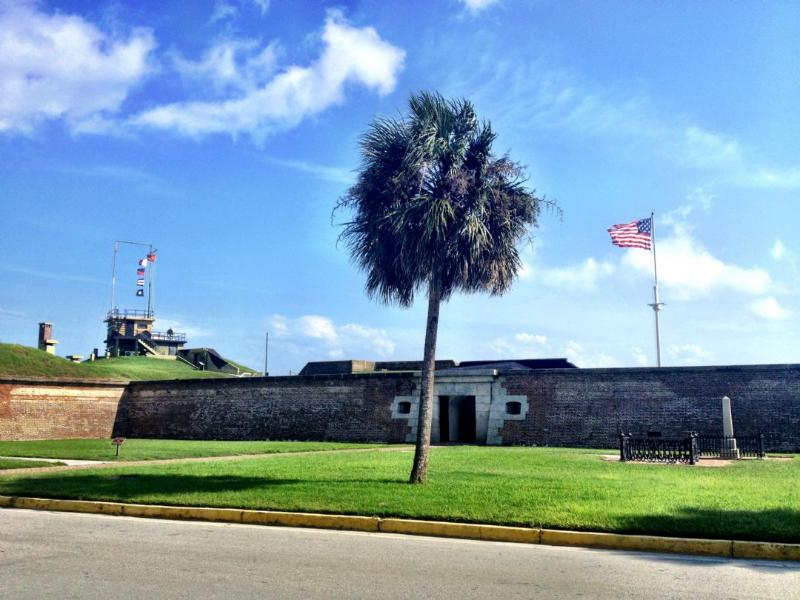 Fort Moultrie and Sumter, Only 15 Minutes Away!