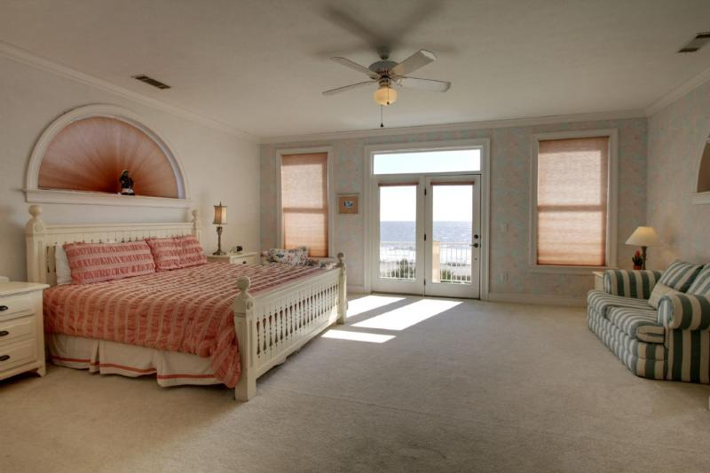 Oh, what a view from your spacious Master Bedroom