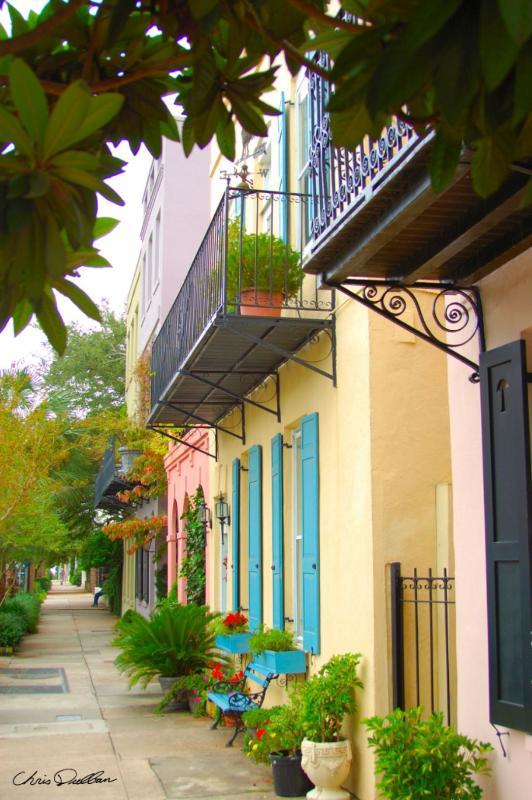 Historic Charleston - 15 minutes away