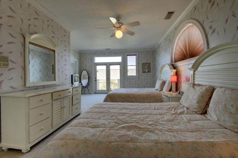 Guest Bedroom Featuring Two Queen Beds