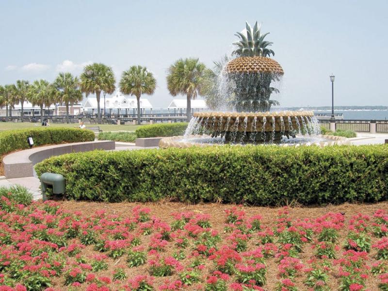 Waterfront Park, Historic Charleston, 20 miles!