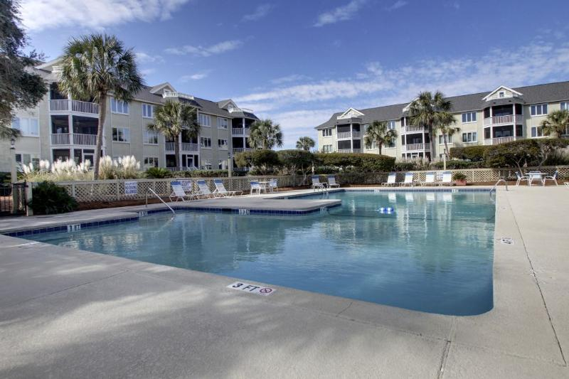 Jump in to Port O Call's gorgeous pool!