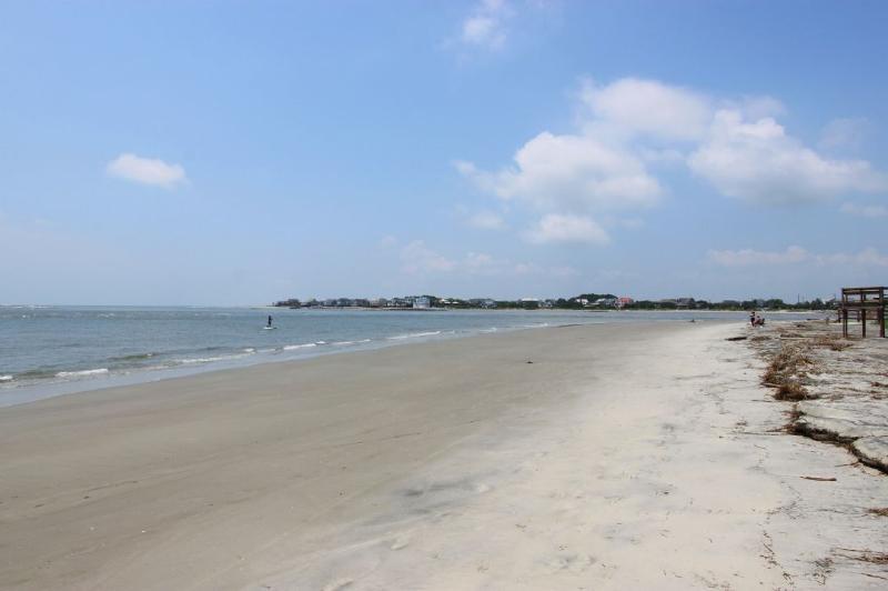 The beach at 114 Ocean