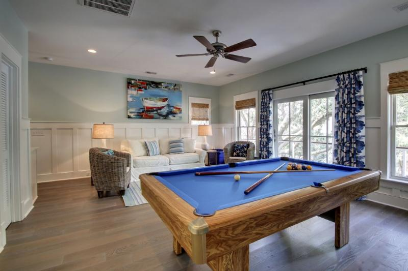 Family Room, Over the Garage, Private and Fun!