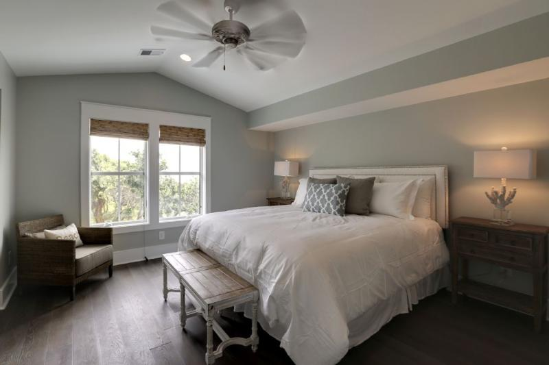 Fourth Guest Bedroom, King Bed