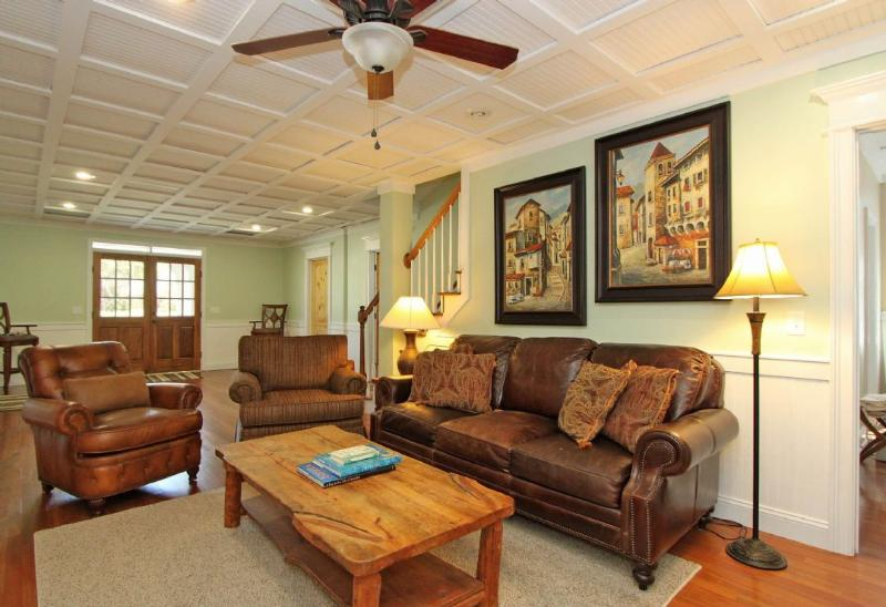 Lower Level Family Room, Totally Renovated!