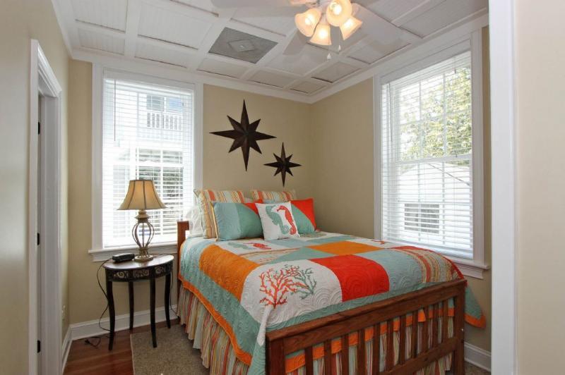 Queen Guest Bedroom, First Level