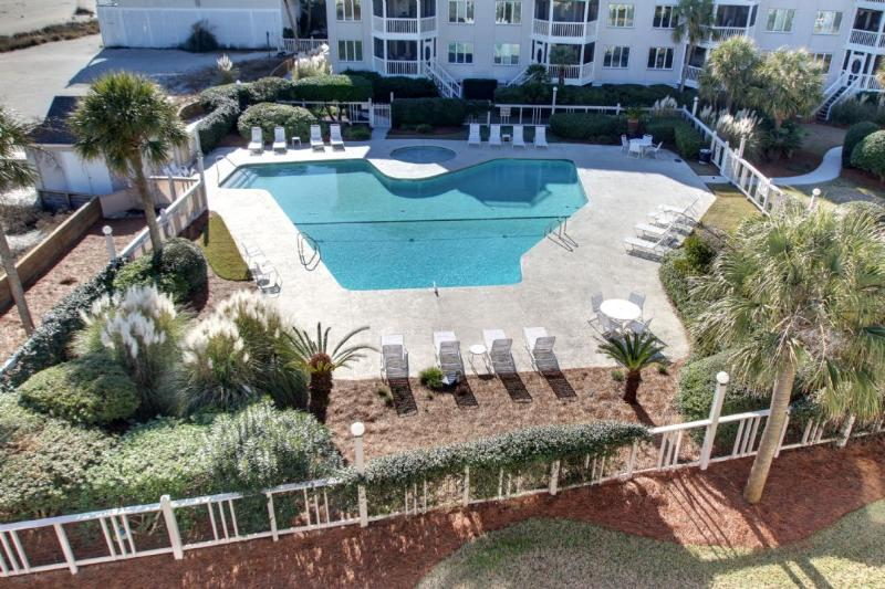 Private Community Pool at Port O Call!