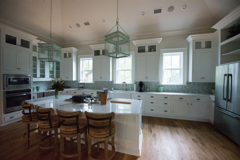 Another View of this Spacious Kitchen